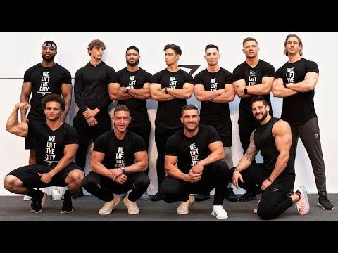 Gymshark Birmingham Pop-Up | RAW Footage