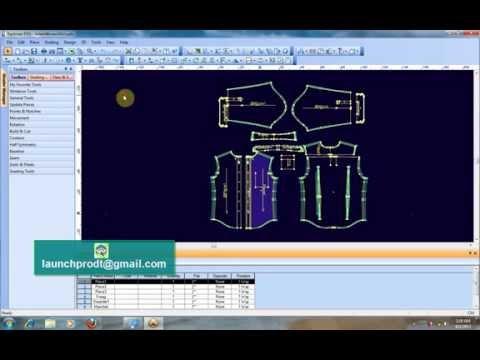 Optitex v11 3D CAD/CAM Pattern  Fashion Design