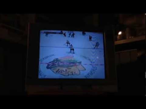 Goalie fights in NHL 14