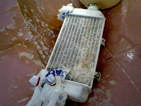Radiator Wash 1