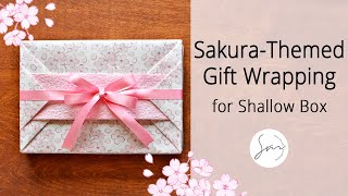 Sakura Cherry Blossom Gift Wrapping