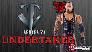 WWE FIGURE INSIDER: Undertaker - WWE Series 71 WWE Toy Wrestling Action Figure