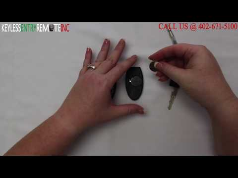 How To Replace A Nissan Altima Key Fob Battery 2013 - 2015