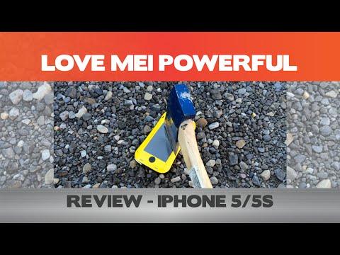 Love Mei Powerful Review - It is a Beast of a case