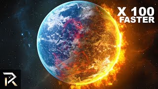 What Would Happen If Earth Started To SPIN FASTER?