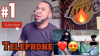 Lady Gaga - Telephone ft. Beyoncé (Official Music Video) | Reaction