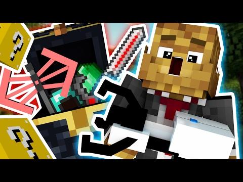 Minecraft NEW WEAPONS AND PORTAL GUNS MODDED BATTLEDOME CHALLENGE - Minecraft Mod