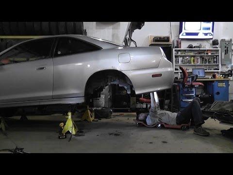 Honda Accord Fuel Tank Replacement
