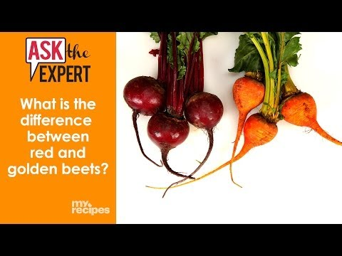 What Is the Difference Between Red and Golden Beets?   Ask the Expert