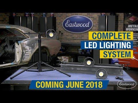 Complete LED Modular Lighting System - Coming June 2018 - Eastwood