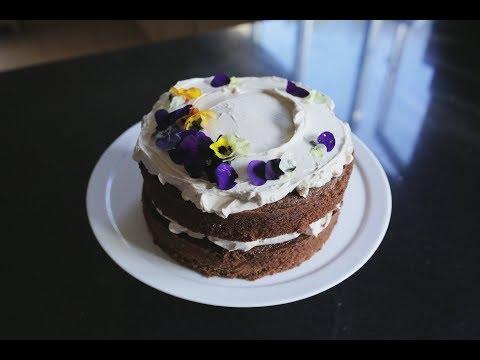 MOST DELICIOUS Cappuccino cake recipe!