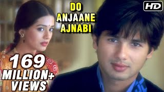 Do Anjaane Ajnabi - Vivah - Shahid Kapoor, Amrita Rao - Old Hindi Romantic Songs