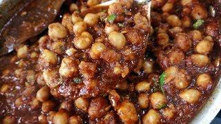 Chole Recipe In Hindi-बस ये डाल दो छोले उबालते समय फिर देखो स्वाद उगलियाँ चाटते रह जाओगे-Chole