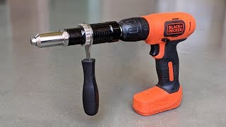 5 Awesome Drill Attachment !!