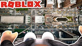 PARKOUR IN ROBLOX