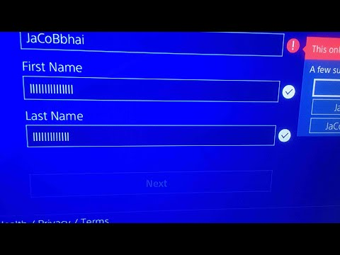 How to change your PSN Online ID for free and it's easy 💯%