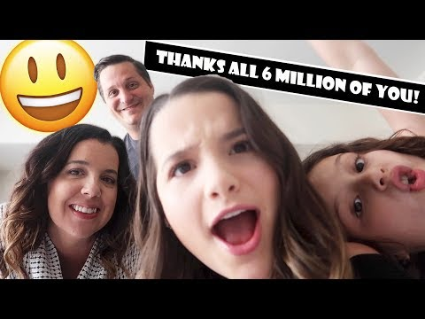 Thanks All 6 Million Of You! 😃 (WK 379.3)   Bratayley