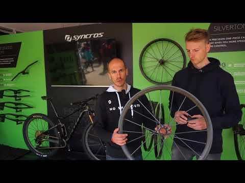 SOC18 - Syncros explains their 1,250g full carbon 29er MTB wheels