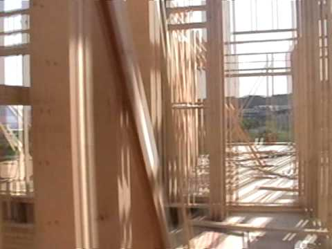 Building Process Video 21: Second Floor Framing