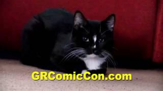 Download Doug Walker's New Cat (Chaplain) - Nostalgia Critic Clip Video