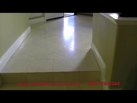 Marble Polishing and Sealing in Yorba Linda