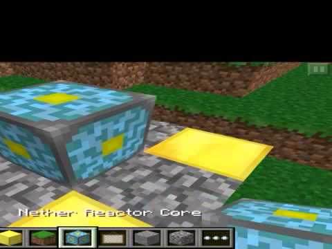 How to get to the nether in Minecraft pocket edition