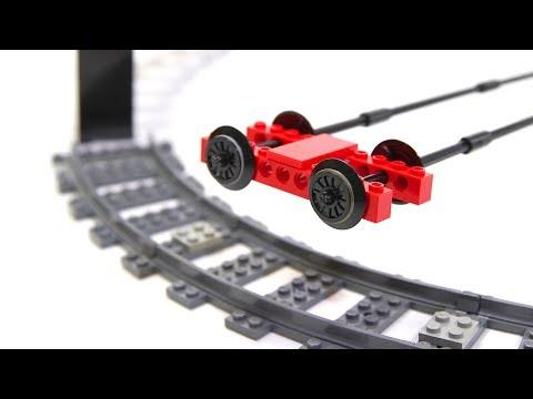 Flying Train : LEGO Technic