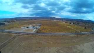 Quadcopter Walkera X4 Scout 1400 Foot Flight Distance 158 Feet High