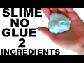 HOW TO MAKE SLIME WITHOUT GLUE! 2 INGREDIENTS! 3 WAYS! WITHOUT EYE CONTACT SOLUTION,BORAX,DETERGENT