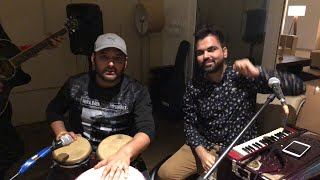 Musical Session at Mika Paaji's place | Kapil Sharma | Jazim | Part 2