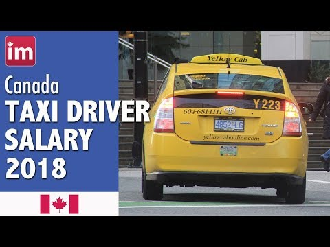 Taxi Driver Salary in Canada | Jobs in Canada (2017)