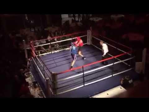 Boxing Brighton Hilton Dec2017 Round 1,2 and 3