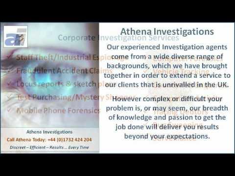 Private Investigator Birmingham - Hire Private Investigator Birmingham UK Video