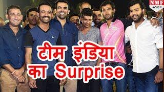 देखिए Team India की तरफ से Yuvraj Singh को मिलेगा कौन सा Surprise