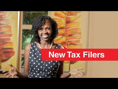 New Tax Filers - Money Wise With Rina Hicks #MoneyWiseKE