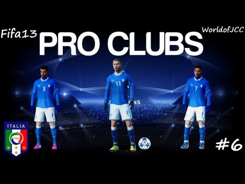 FIFA 13 PRO CLUBS | EP006 | GOALS GALORE!!