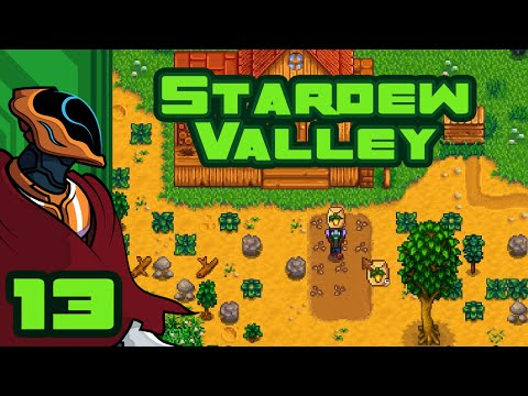 Stardew & Chill - Let's Play Stardew Valley - Gameplay Part 13