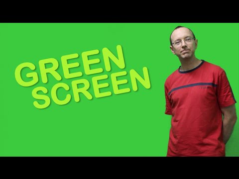 Using a Green Screen in iMovie