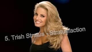 My Top 20 WWE Womens Finishers!