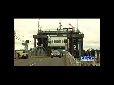 KIRO: Officials Mark Launch of Mukilteo Ferry Terminal Construction Project