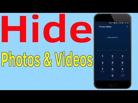 Private Mode : How To Hide Photos - Helping Mind