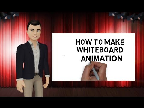 How to make Whiteboard Animation video on your Mobile || Very Easy ||