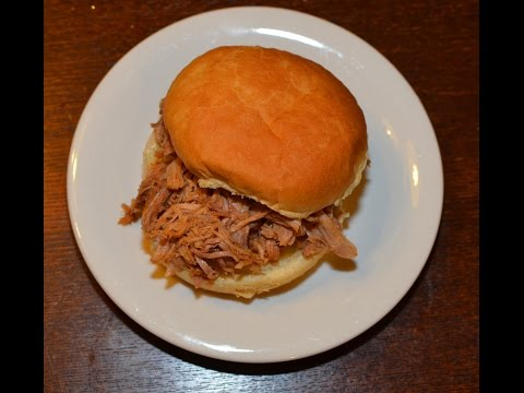 Pulled Pork in the pressure cooker