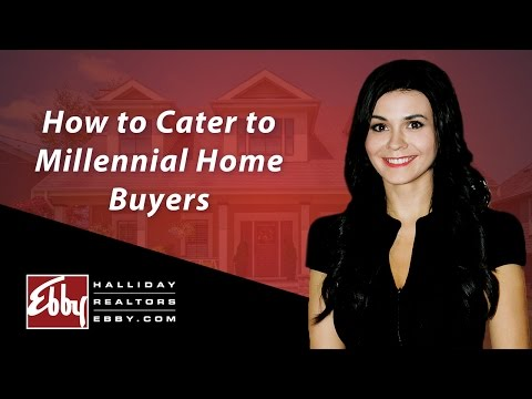 Northern Texas Real Estate Agent: How to cater to millennial home buyers
