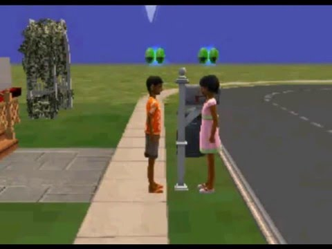 The Sims 2 - Child pregnancy