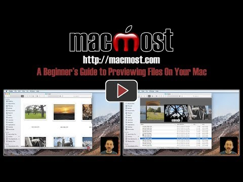 A Beginner's Guide to Previewing Files On Your Mac (#1576)