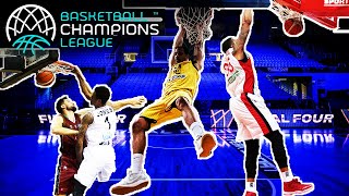 CRAZY DUNKS - Epic Compilation | Basketball Champions League