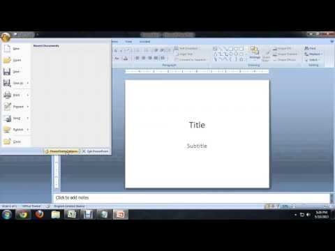 How to Change PowerPoint Language : Tech Niche