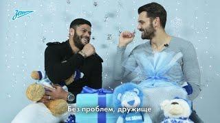Новогодние дуэли на «Зенит-ТВ»: Халк vs Лодыгин