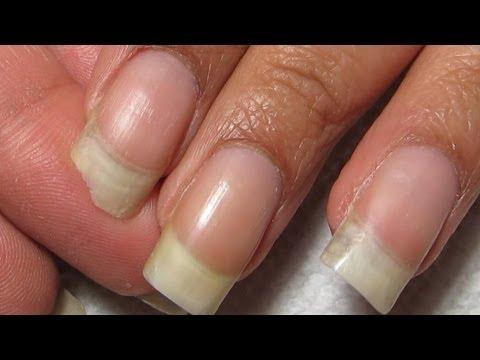 How to Fix a Broken Corner   DIY Nail RepairTutorial